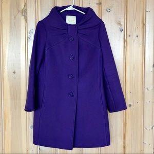 Kate Spade Etta Coat Size 4